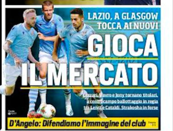 Lazio, prima pagina Corriere dello Sport-Roma 23 ottobre 2013 - 2