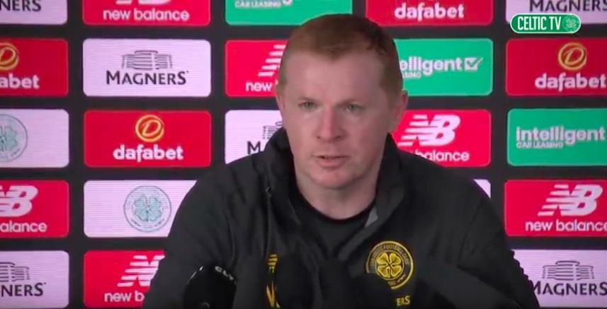 Celtic - Lazio, l'allenatore degli scozzesi Neil Lennon