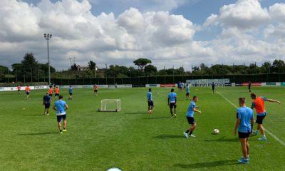 Formello, la Lazio ancora divisa per reparti: stamattina gli attaccanti