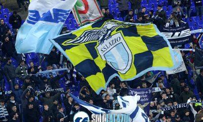 Lazio - Cluj, tifosi