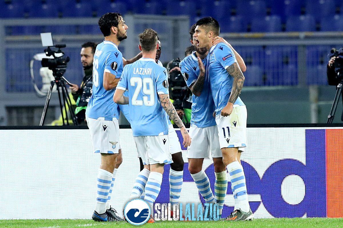 Lazio - Cluj, gol Correa