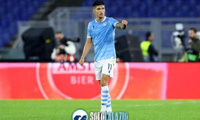 Lazio - Cluj, Joaquin Correa