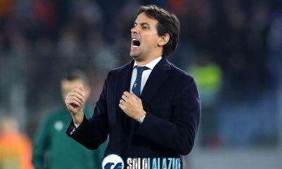 Lazio - Cluj, Simone Inzaghi