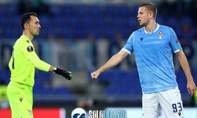 La Lazio vince contro il Cluj e spera ancora nella qualificazione
