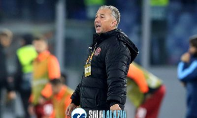 Lazio - Cluj, Dan Petrescu