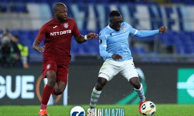 Lazio - Cluj, Bobby Adekanye