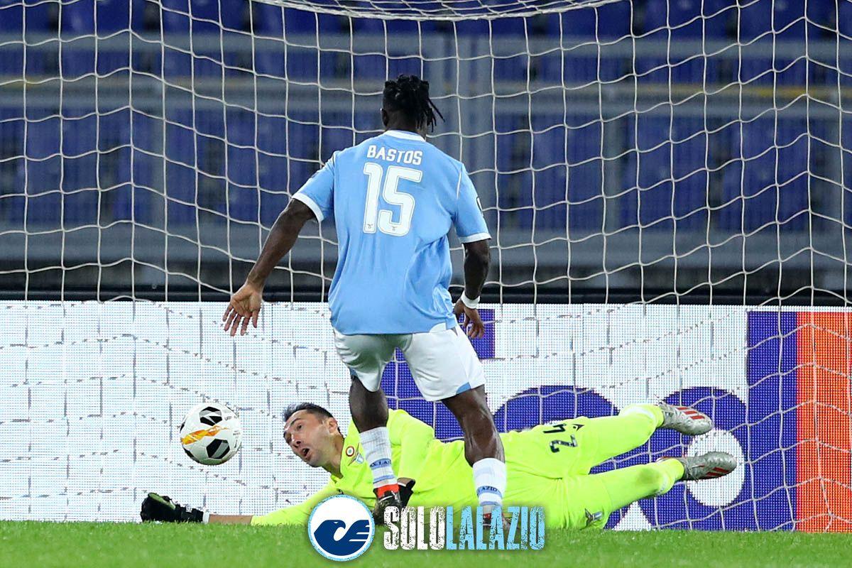Lazio - Cluj, Silvio Proto e Bastos