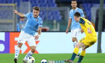 Lazio - Celtic, Ciro Immobile