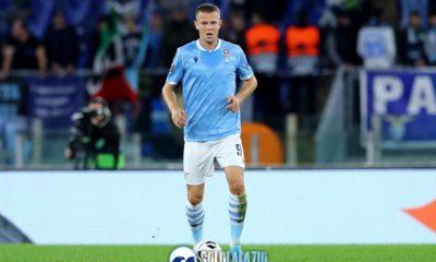 Lazio - Celtic, Denis Vavro