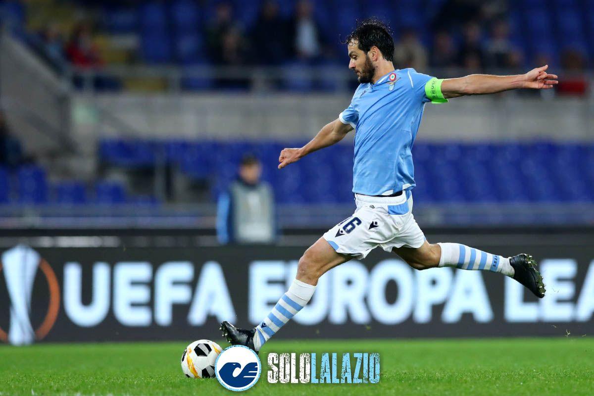 """Parolo per il Tg2 Italia: """"Il gruppo è la vera grande forza della Lazio"""""""
