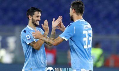 Lazio, Luis Alberto e Francesco Acerbi
