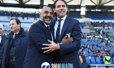 Lazio - Lecce, Fabio Liverani e Simone Inzaghi