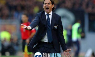 Lazio - Lecce, Simone Inzaghi