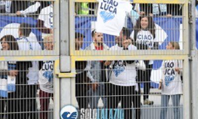 Famiglia Luca Sacchi, Lazio - Udinese