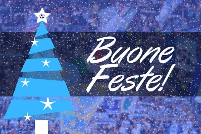 Lazio, auguri Natale Sololalazio.it