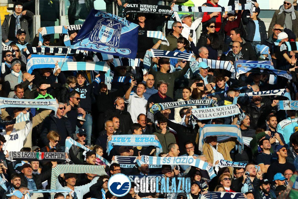 Lazio - Napoli, raggiunta quota 30mila spettatori per domani