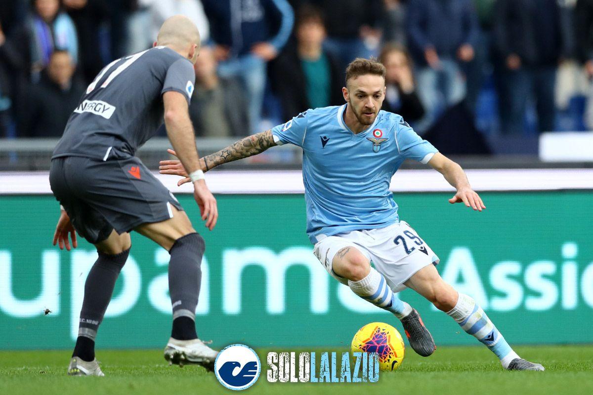 Lazio - Udinese, Manuel Lazzari