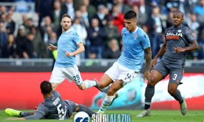 Lazio - Udinese, Joaquin Correa e William Troost-Ekong