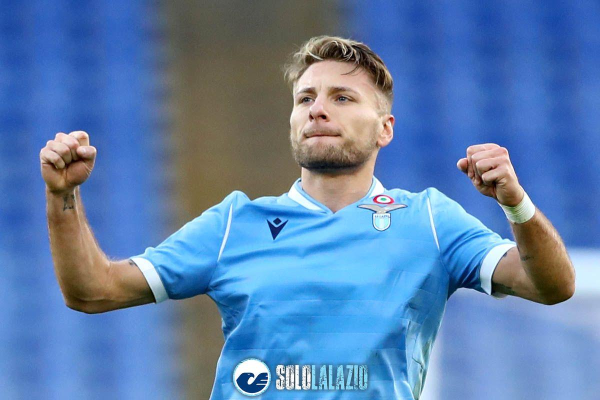 """Ag. Sommella su Immobile: """"Orgoglioso di essere un simbolo della Lazio"""""""