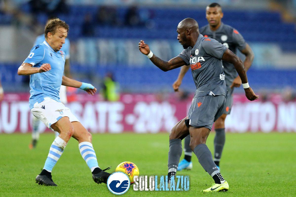 Lazio - Udinese, Lucas Leiva