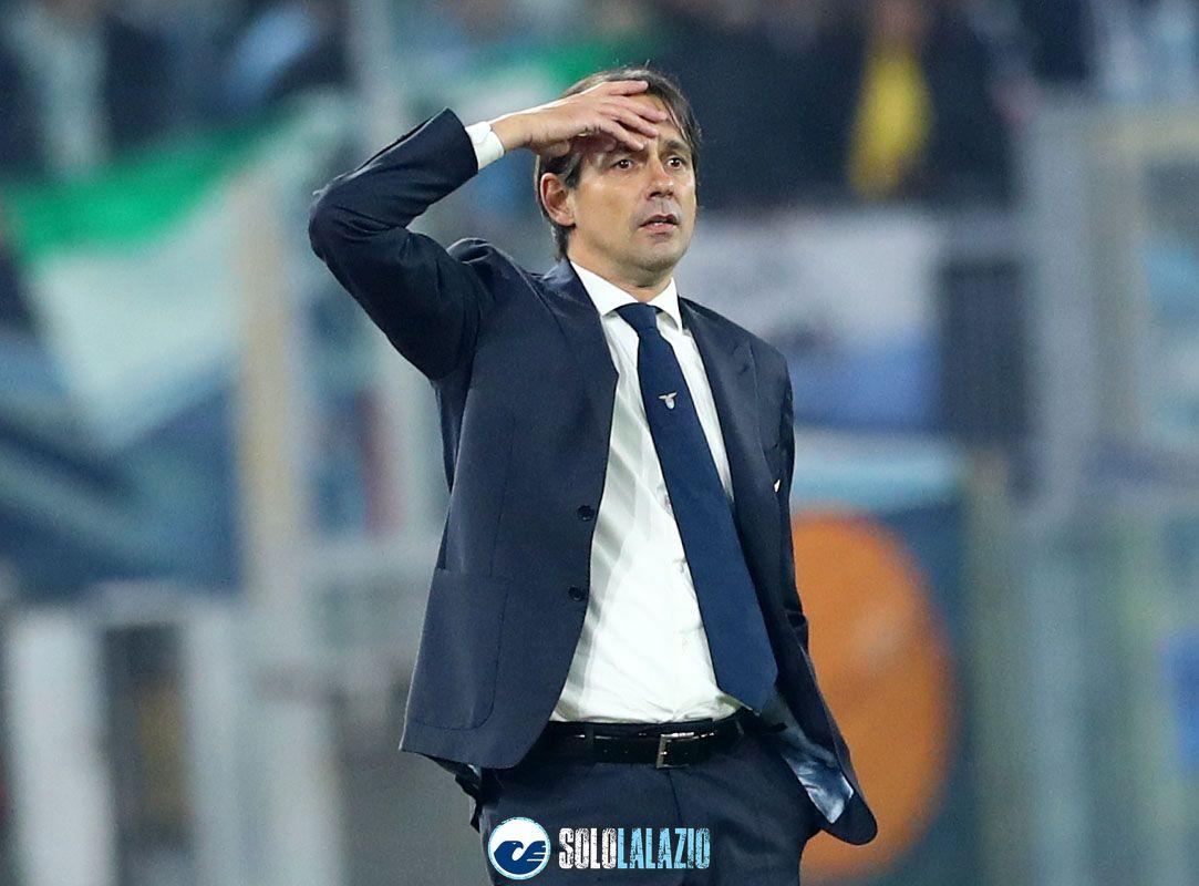 Lazio - Juventus, Simone Inzaghi