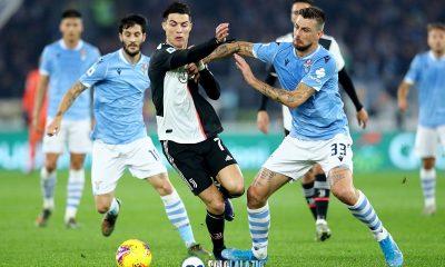 """Lazio, Corriere di Roma: """"I 5 cambi favoriscono la Juve"""""""