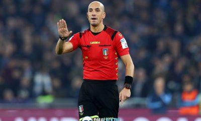 Lazio - Juventus, Michael Fabbri