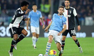 Lazio - Juventus, Juan Cuadrado e Senad Lulic