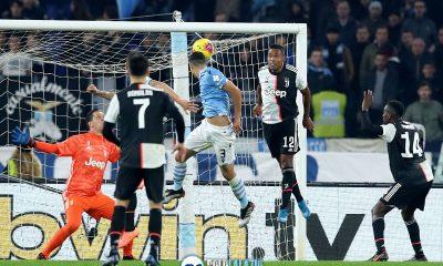 Lazio - Juventus, gol Luiz Felipe