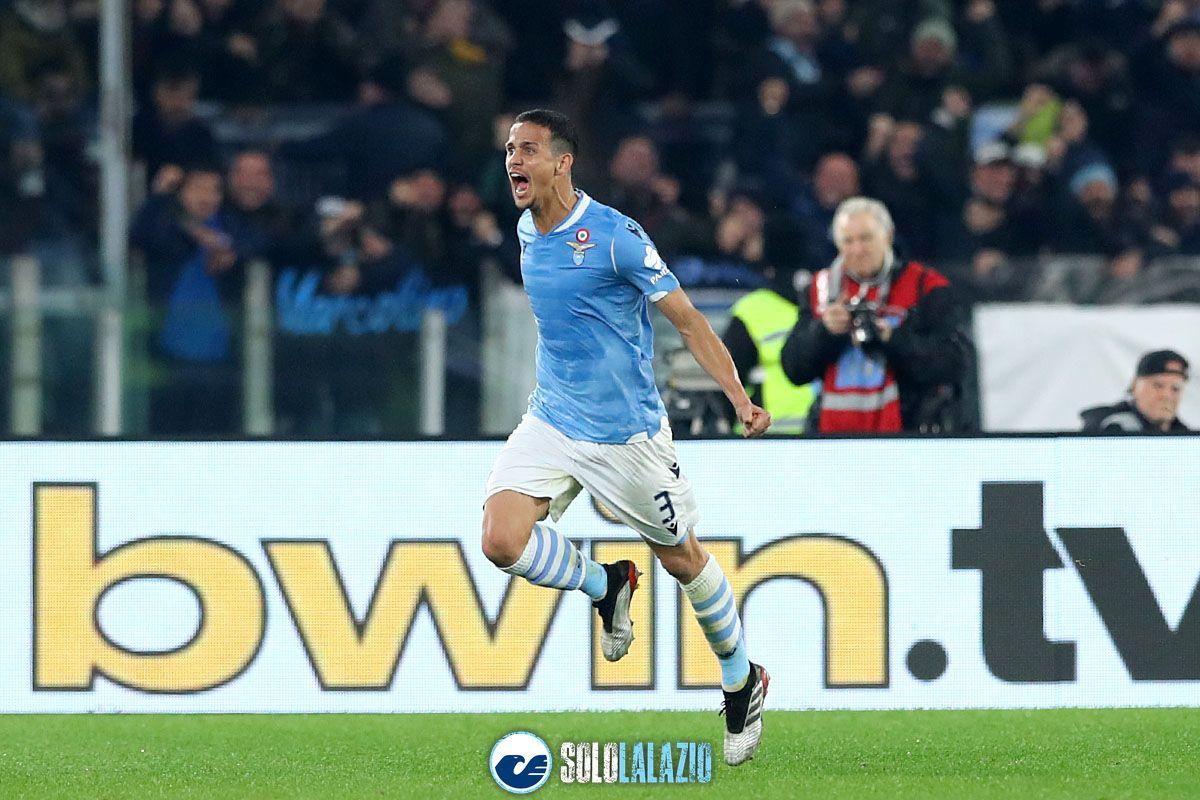 Lazio - Juventus, Luiz Felipe