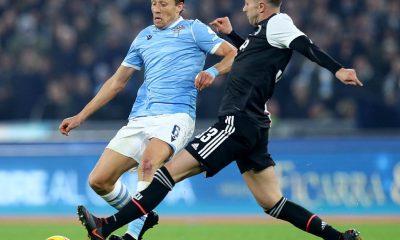 Lazio - Juventus, Lucas Leiva e Federico Bernardeschi