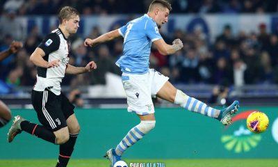 Lazio - Juventus, gol Sergej Milinkovic