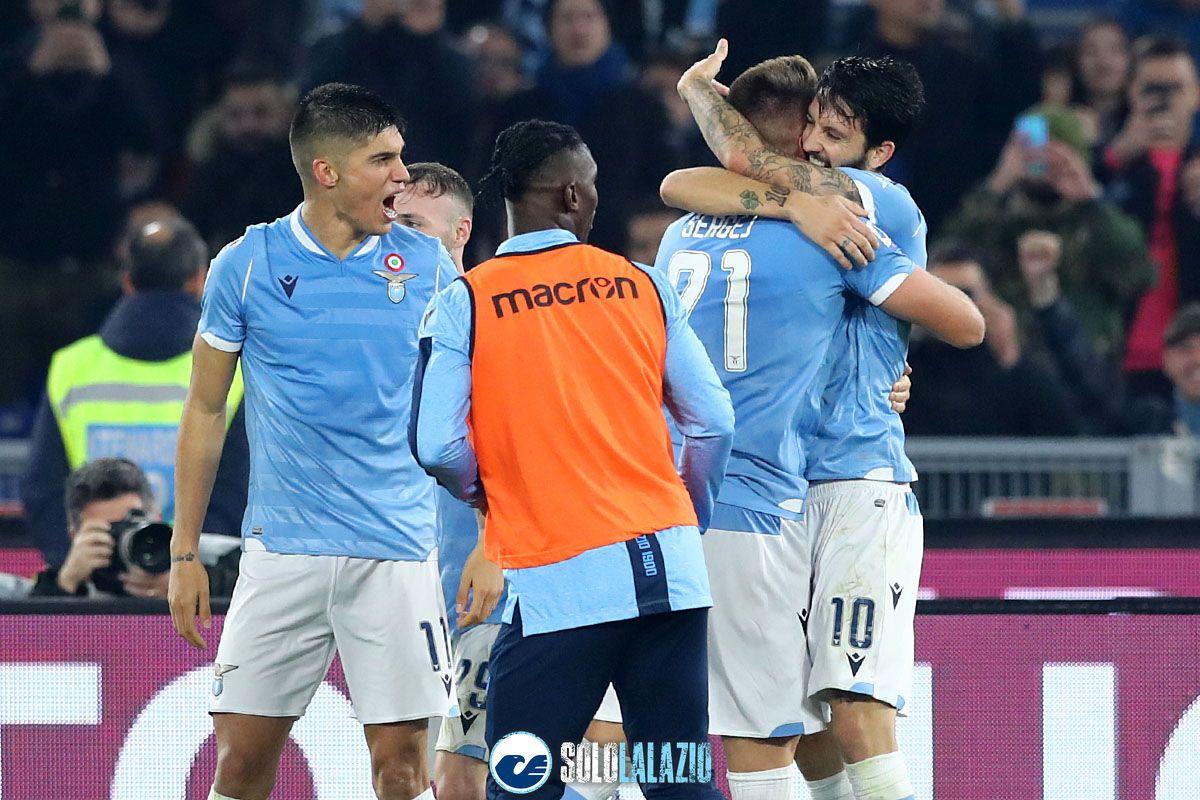 Lazio - Juventus, Sergej Milinkovic e Luis Alberto