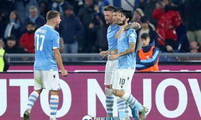 Lazio - Juventus, Immobile, Milinkovic, Correa e Luis Alberto