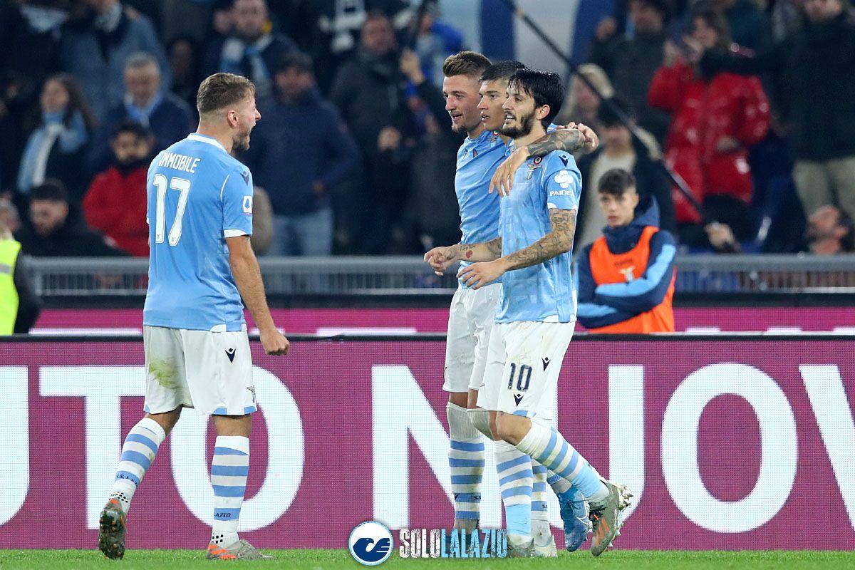 """Lazio, la nostalgia dei Fantastici 4: """"Manca poco!"""" (FOTO)"""