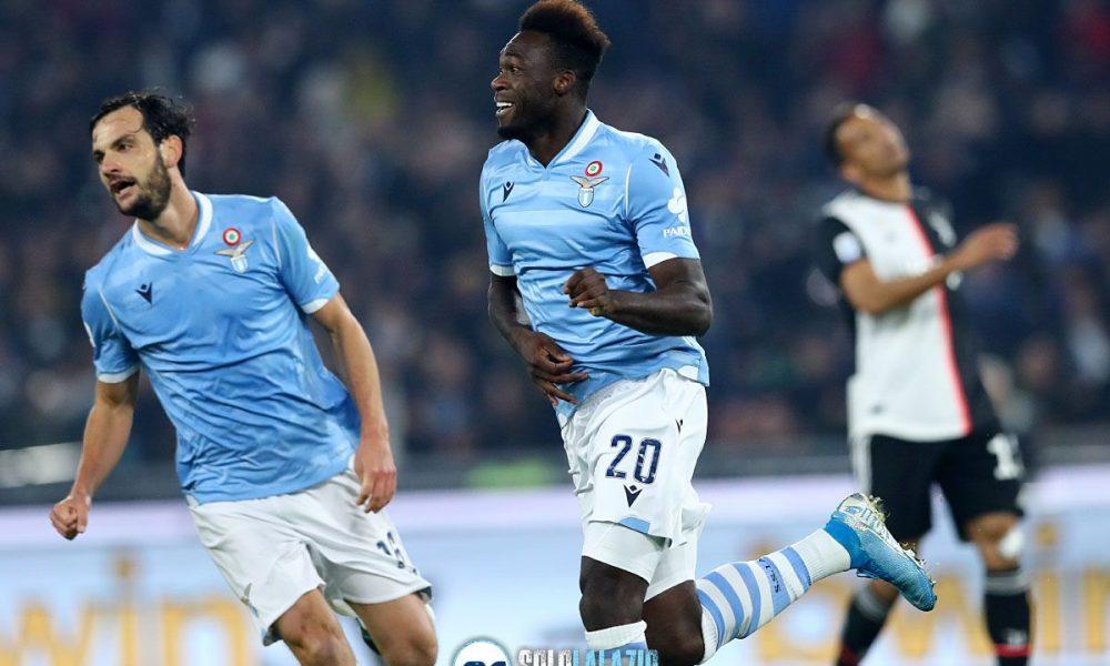 Lazio - Juventus, Felipe Caicedo