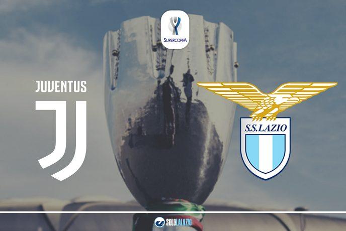Supercoppa Italiana 2019, Juventus - Lazio