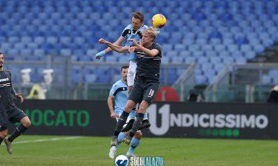 Lazio - Sampdoria, Lucas Leiva e Morten Thorsby