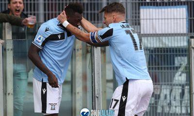 Lazio - Sampdoria, Felipe Caicedo e Ciro Immobile