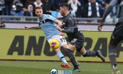 Lazio - Sampdoria, Manuel Lazzari