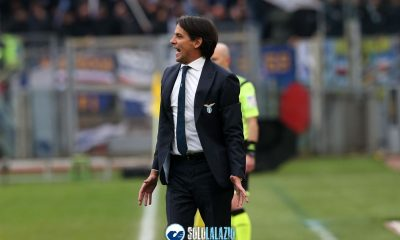 Lazio - Sampdoria, Simone Inzaghi