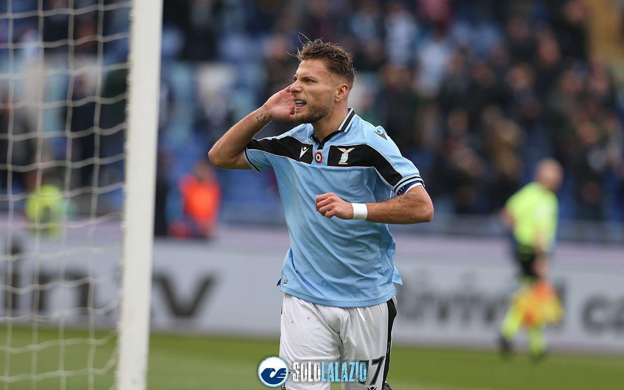 """I complimenti di Caputo: """"Lazio impressionante, Immobile super"""""""