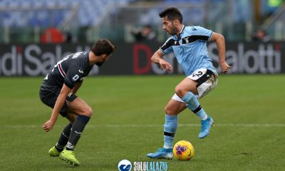 Lazio - Sampdoria, Jony