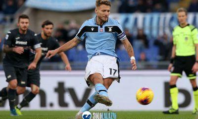 Lazio - Sampdoria, Ciro Immobile