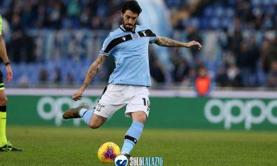 Lazio - Sampdoria, Luis Alberto