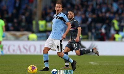 """Lazio - Sampdoria, Leiva: """"Andiamo a Napoli con fiducia"""""""
