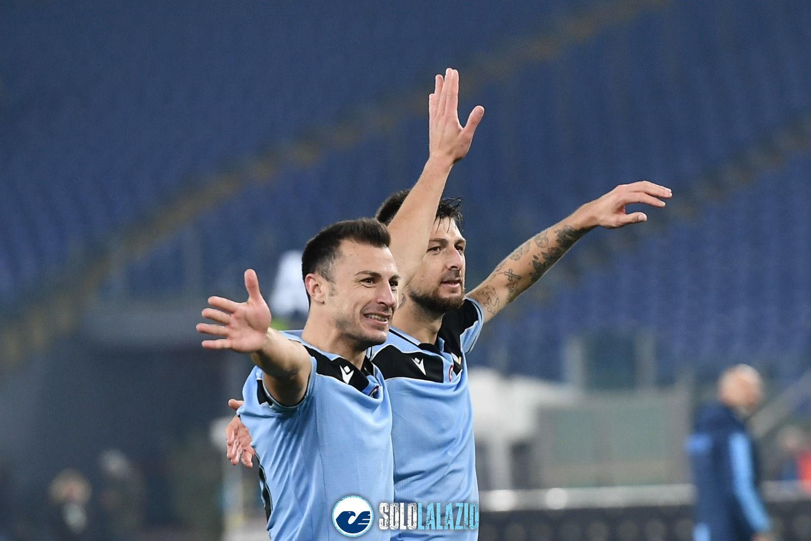 Lazio - Napoli, Stefan Radu e Francesco Acerbi