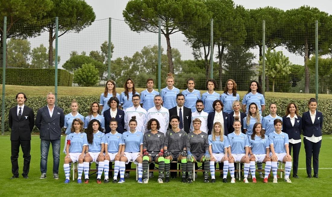 """Lazio Women, Castiello: """"Il gruppo e la volontà sono la nostra forza"""""""