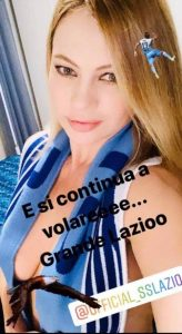 Anna Falchi-lazio