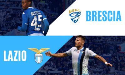 Brescia - Lazio, Serie A 2019/20 live diretta